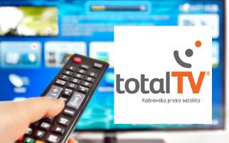 Total TV ugradnja